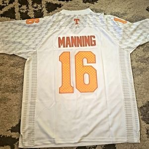 Peyton Manning Tennessee Volunteers Jersey NWT